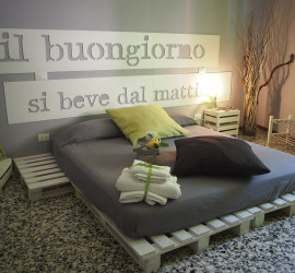 Rooms in Cinque Terre - Ciao Bella Green Room